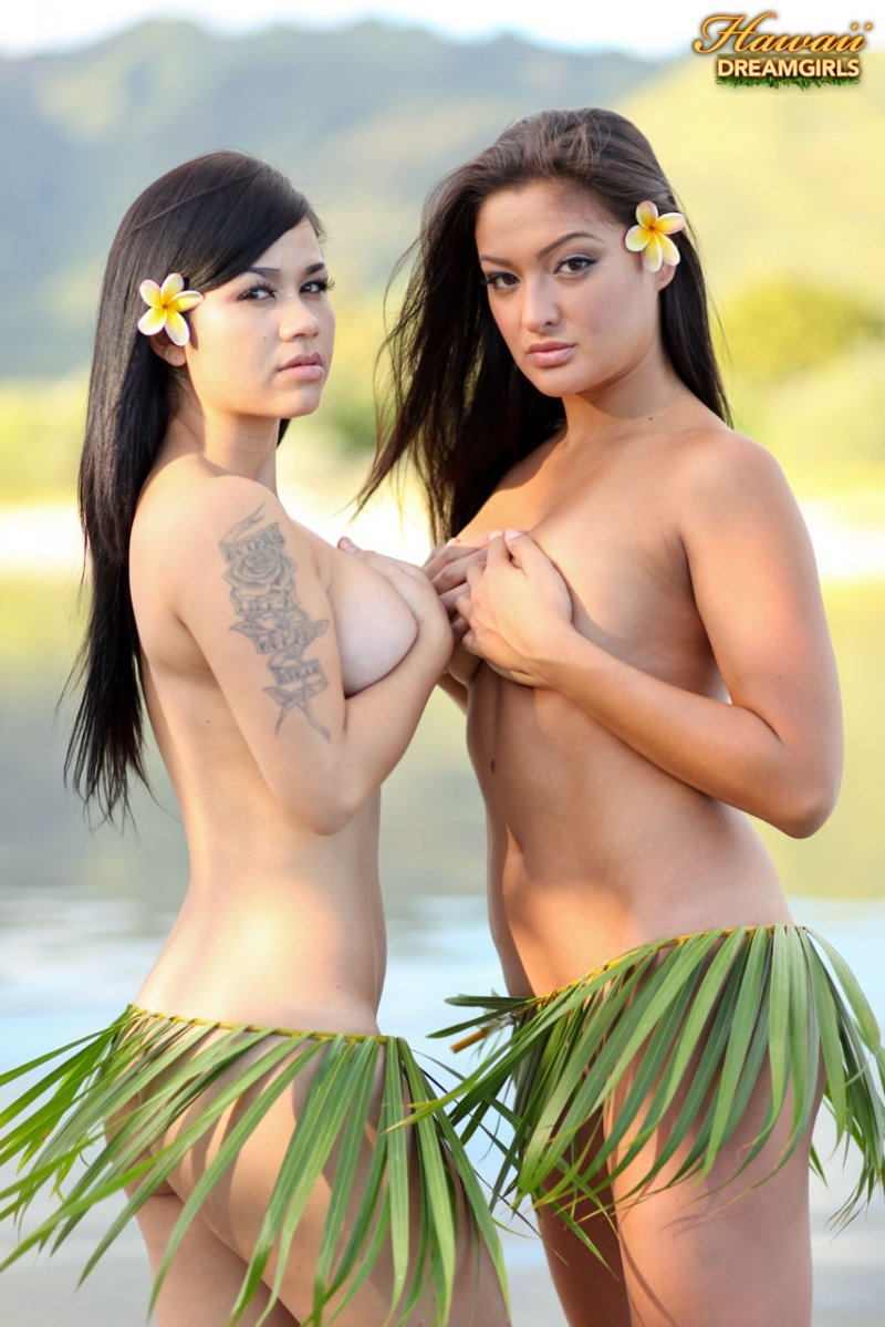 Hawaiian girls nude photos