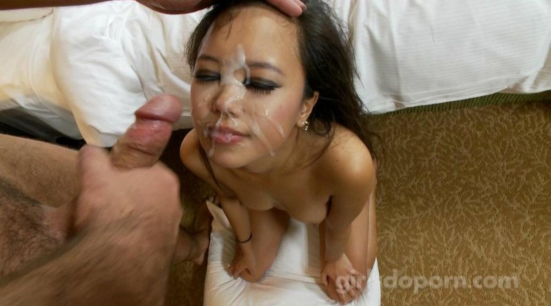 Asian girls try porn remarkable, very