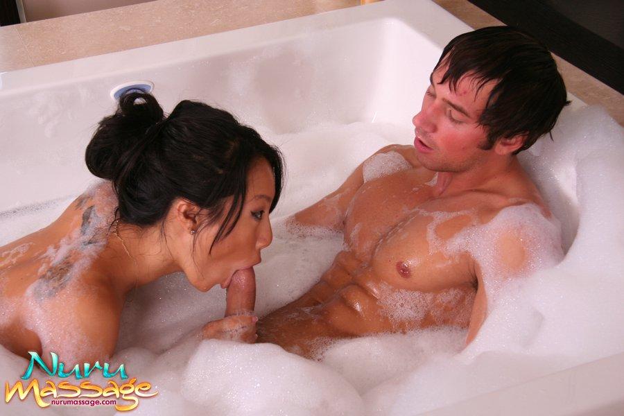 Asa Akira Nuru Massage Porn with Asian Pornstar Asa Akira
